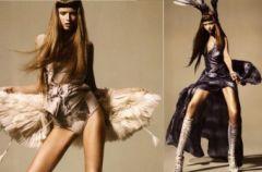 Najwa�niejsze trendy w modzie wiosna/lato 2010 - wojowniczka przysz�o�ci