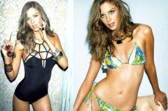 Kostiumy k�pielowe - najwa�niejsze trendy wiosna/ lato 2010