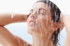 Mycie w�os�w - ciep�a czy zimna woda