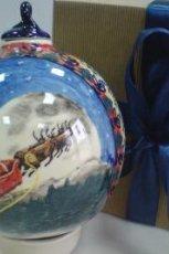 Ceramiczne bombki z Boles�awca