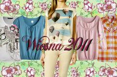 Koszulki i topy wiosna/lato 2011 - przegl�d We-Dwoje.pl