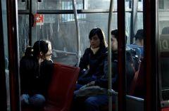 Karen p�acze w autobusie (re�. Gabriel Rojas Vera)
