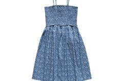 Sukienki i sp�dnice z kolekcji Levis wiosna/lato 2012