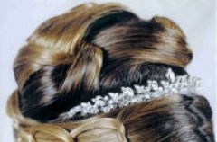 �lubna fryzura