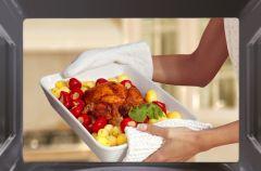 Jak bezpiecznie korzysta� z kuchenki mikrofalowej