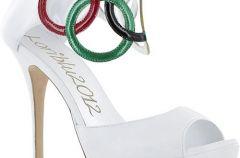 Olimpijskie buty - Londyn 2012