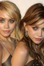 Mary Kate i Ashley Olsen - makija� i uczesanie