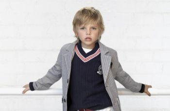Dzieci�ca kolekcja Zara wiosna-lato 2009