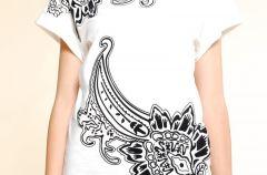 Koszulki na jesie� 2010 od Mango