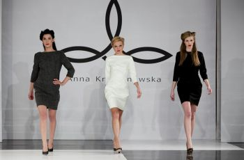 Kolekcja karnawa�owa - pokaz Anny Krzy�anowskiej - sukienki karnawa�owe