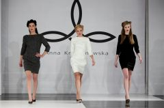 Kolekcja karnawa�owa - pokaz Anny Krzy�anowskiej
