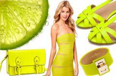 Limonkowy kolorem lata 2013!
