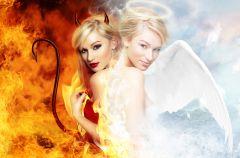 Polka w sypialni - diabe� czy anio�?