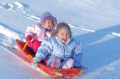 Bezpiecze�stwo dzieci podczas zimowego wypoczynku