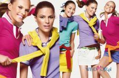 Kolekcja damska United Colors of Benetton wiosna-lato 2009
