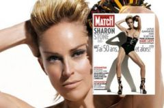 """M�oda"" Sharon Stone"