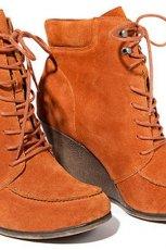 Damskie buty Reserved na jesie� 2011 - oficerki