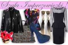 Jak si� ubra� na imprez�? Moda 2011/2012!