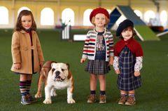 Jesienna moda dla dzieciak�w od Benetton