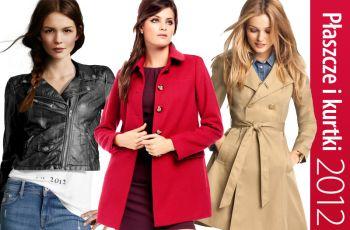 Nowe kolekcje - p�aszcze i kurtki na jesie� i zim� - modne p�aszcze