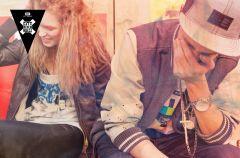 Kampania Amsterdam Rulez marki Cropp - jesie�/zima 2012/13