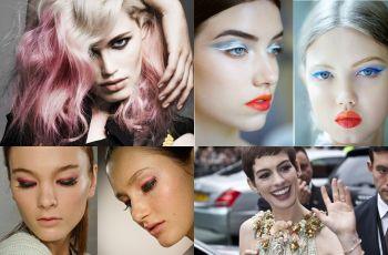 10 najpi�kniejszych moment�w 2012 - modne makija�e