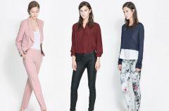 Spodnie Zara na jesie� i zim� 2013/14