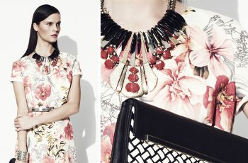 Marks&Spencer - lookbook wiosna-lato 2014