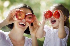 Jak przekona� dziecko do jedzenia warzyw?