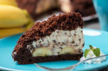 Domowe ciasto ala kopiec kreta - przepis