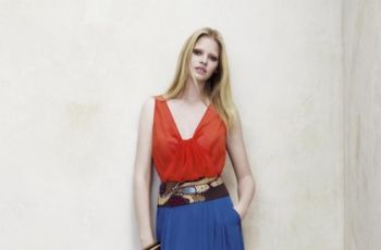 Zara - kolekcja wiosna-lato 2009 dla kobiet