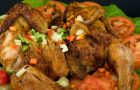 Udka kurczaka po w�giersku