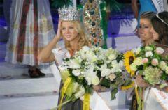 Nowa Miss Supranational 2009 - Oksana Moria