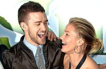 Cameron Diaz i Justin Timberlake zn�w razem...