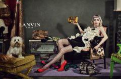 Zaskakuj�ca kampania Lanvin!