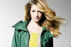 Kolorowe kurtki - wiosna 2013!