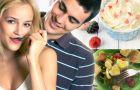 Kuchnia okazjonalna - Kolacja dla ch�opaka - dania z sercem!