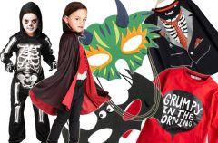 Kostiumy na Halloween dla dzieci