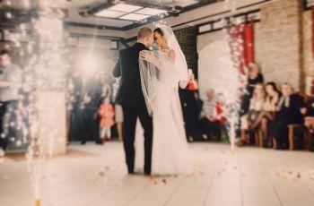 Taniec weselny - Pierwszy taniec Pary M�odej - tradycja a nowe trendy