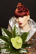 Kolekcja fryzur - Dorota Wodzi�ska dyrektor artystyczny Farouk Systems Polska