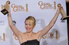 Z�ote Globy dla Woodyego Allena i Kate Winslet