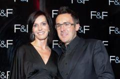 Celebrities na pokazie kolekcji F&F na sezon jesie�-zima 2009/2010