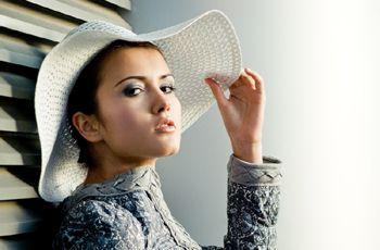 Modna profesjonalistka - trendy na jesie� 2009 - pikowany �akiet