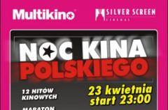 Multikino Arkady Wroc�awskie zaprasza na Noc Kina Polskiego!