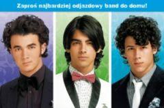 Przygody megaprzystojnych gwiazd muzyki pop Jonas Brothers ju� na DVD!