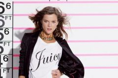 Spot Bad Reputation Juicy Couture z Kasi� Struss!