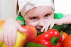 Spraw by Twoje dziecko polubi�o warzywa i owoce