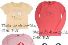 Wiosenna kolekcja ubra� dla dzieci marki ENDO