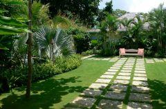 Aran�acja nawierzchni w ogrodzie