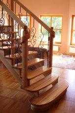 Schody drewniane - Tomasz Kloc